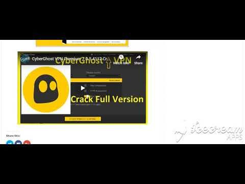 cyberghost crack 2019 download