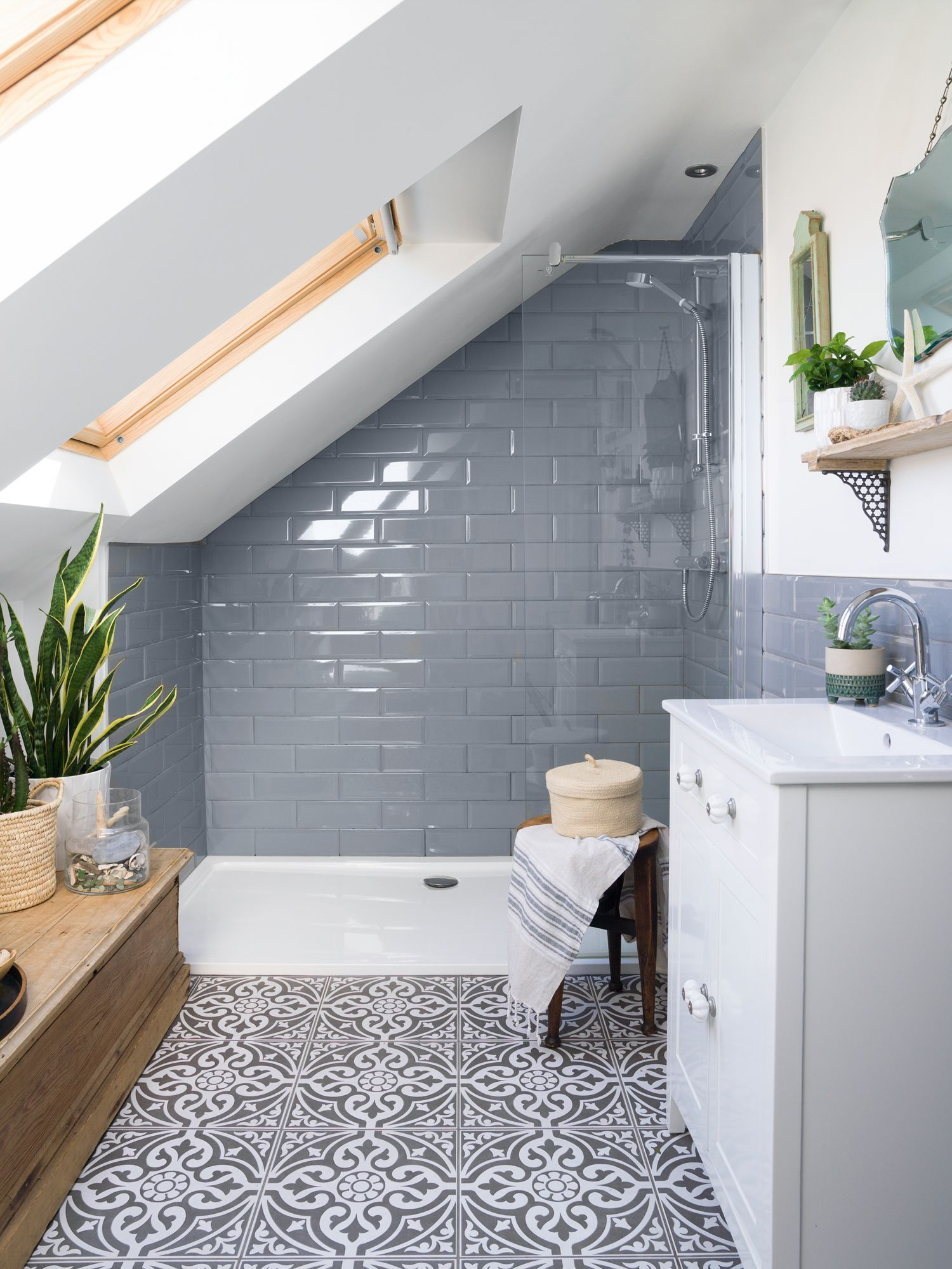 Photo of Real home: an Edwardian terrace with a loft conversion gets a boho makeover