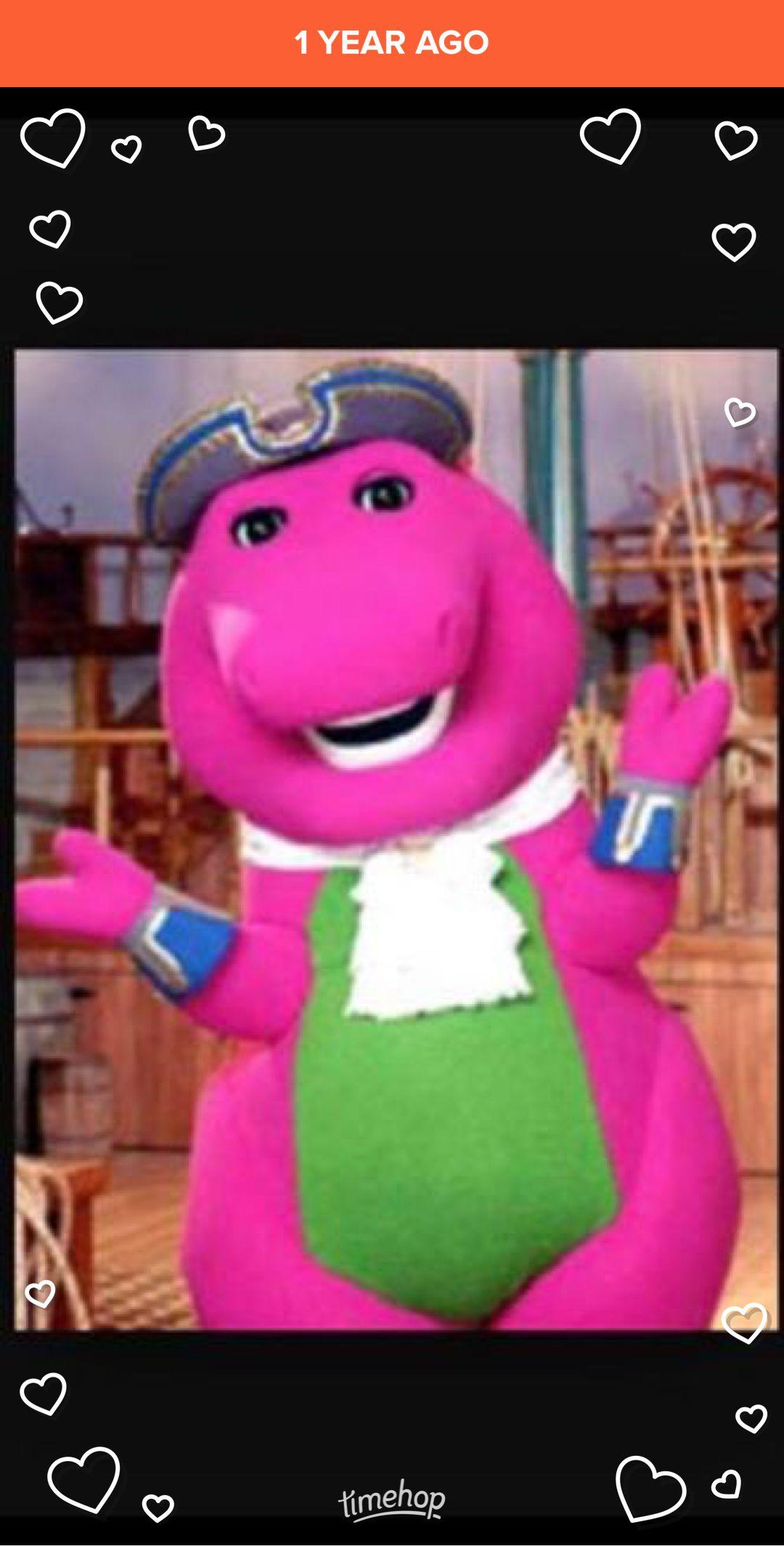 Barney Is A Dinosaur Barney S Imagination Island Disney Friends Barney Mario Characters