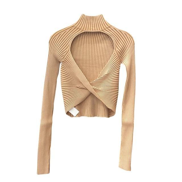 Material: CottonMaterial: PolyesterSleeve Length(cm): FullSleeve Style: RegularFabric Type: KnittedClothing Length: ShortCollar: Turtleneck