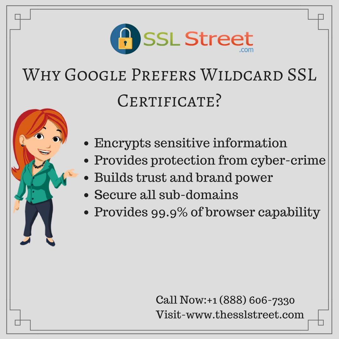 Why Google Loves Wildcard Ssl Certificates Certificate