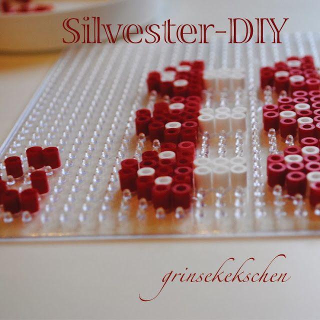 Ninas Hus: Kleines Silvester-DIY #happynewyear