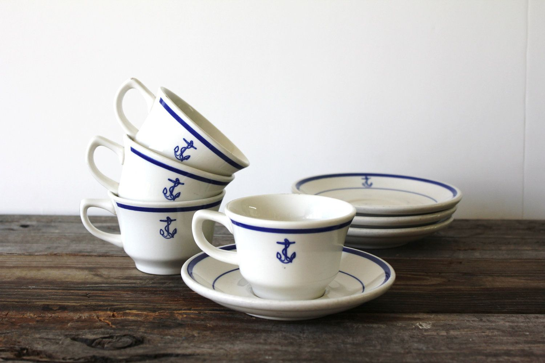 Coffee cup Set Australian Marine Designs