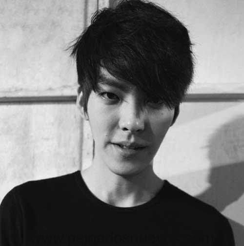 Asiático, Peinado para los Hombres modelos de cabello masculino