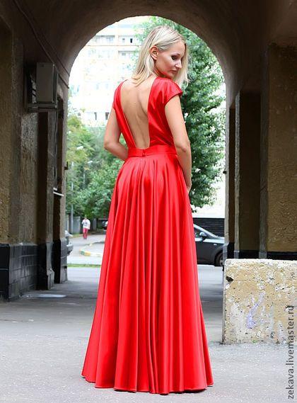 80a64430ce8 Шикарное платье в пол - платье в пол