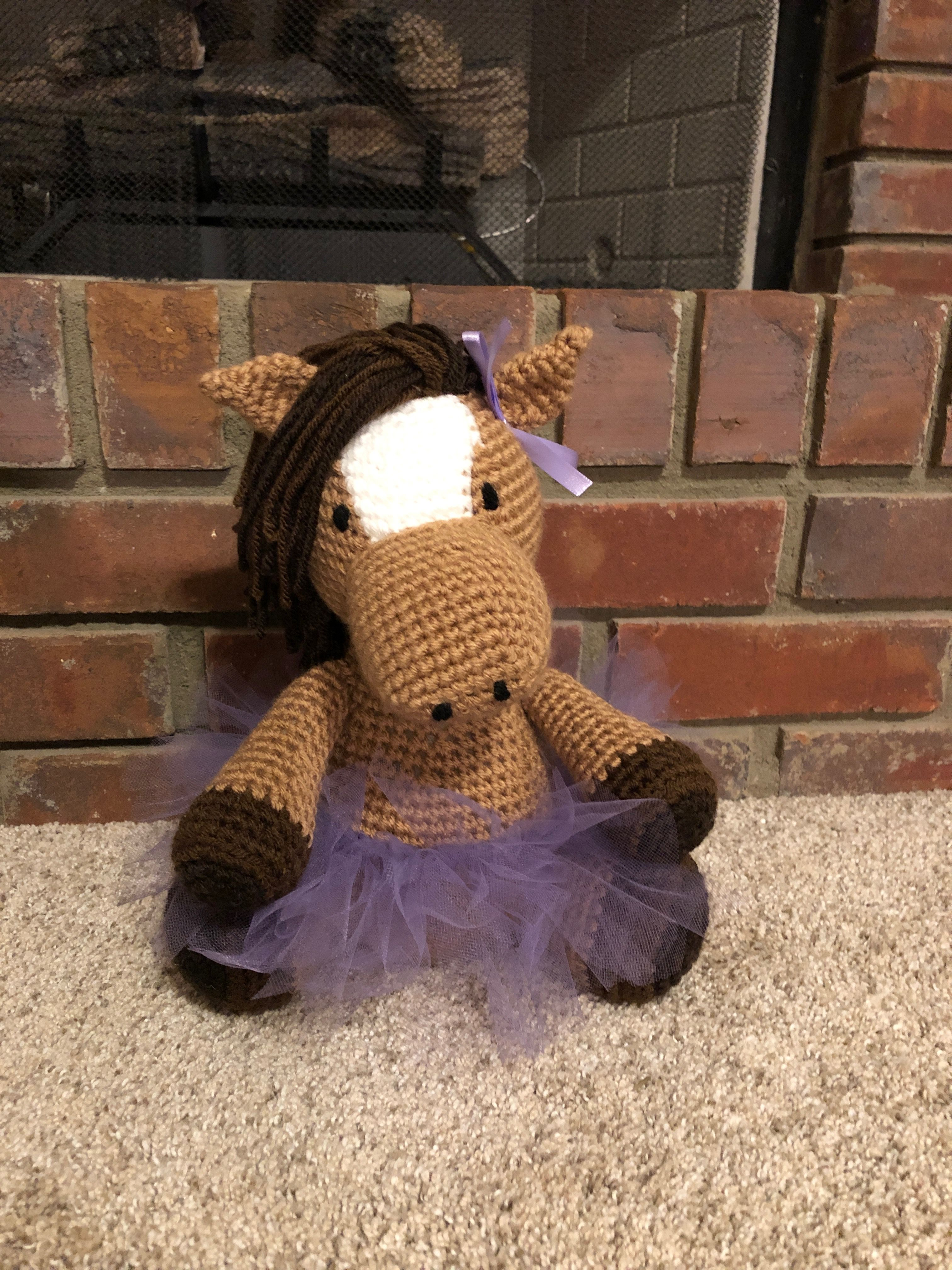 Horse pattern by LittleMuggles. Comfort and joy, Horse