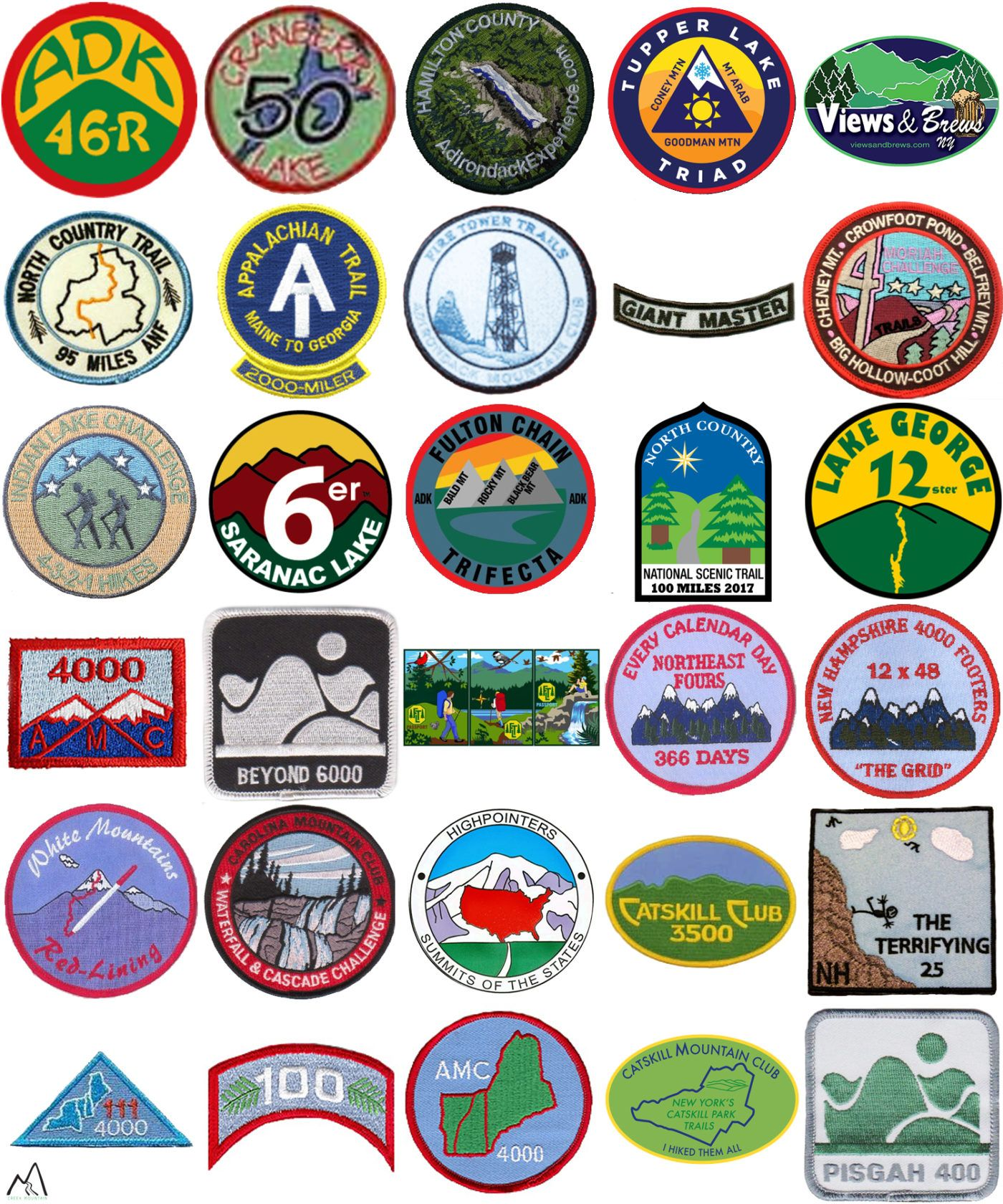 Camping Good Vibes Only Iron on Patch O/'Houlihans Adventure Travel Hiking