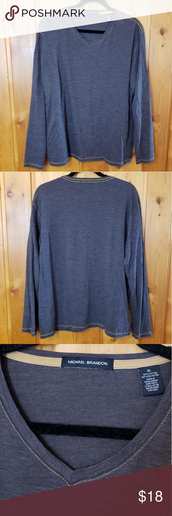 Michael Brandon Sweater