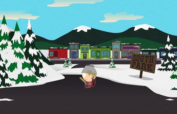 """South Park"" RPG Game Screenshots"