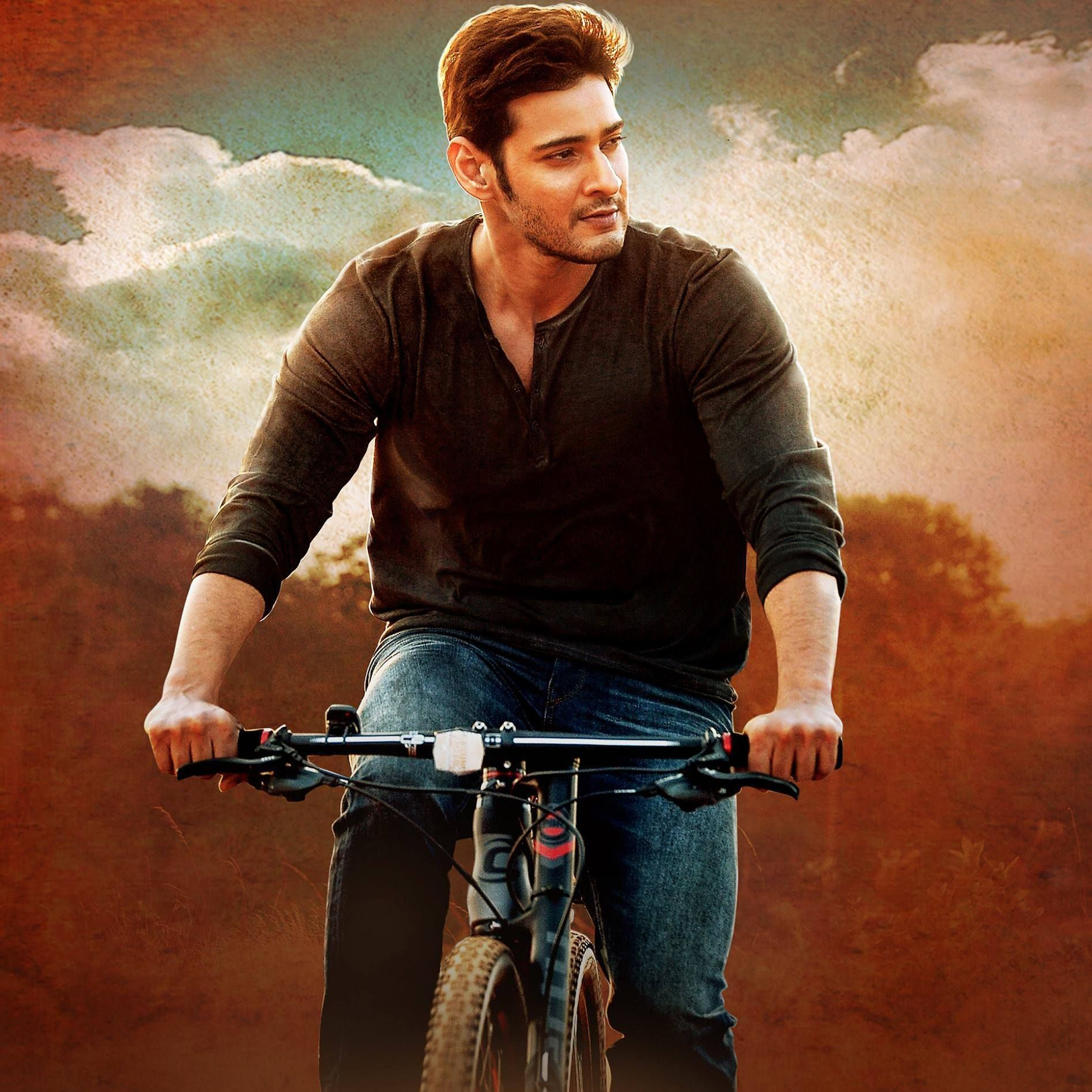 """mahesh babu """"srimanthudu"""" ultra hd first look posters wallpapers"""