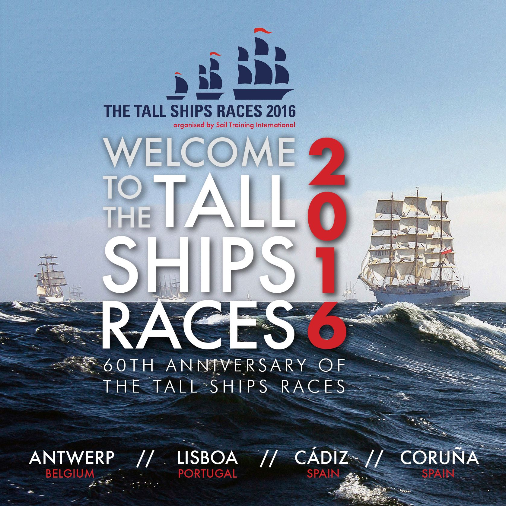 1 955 Nautical Miles 4 Host Ports 4 Cultures 1 Huge Event Country Lisboa Portugal Instagram