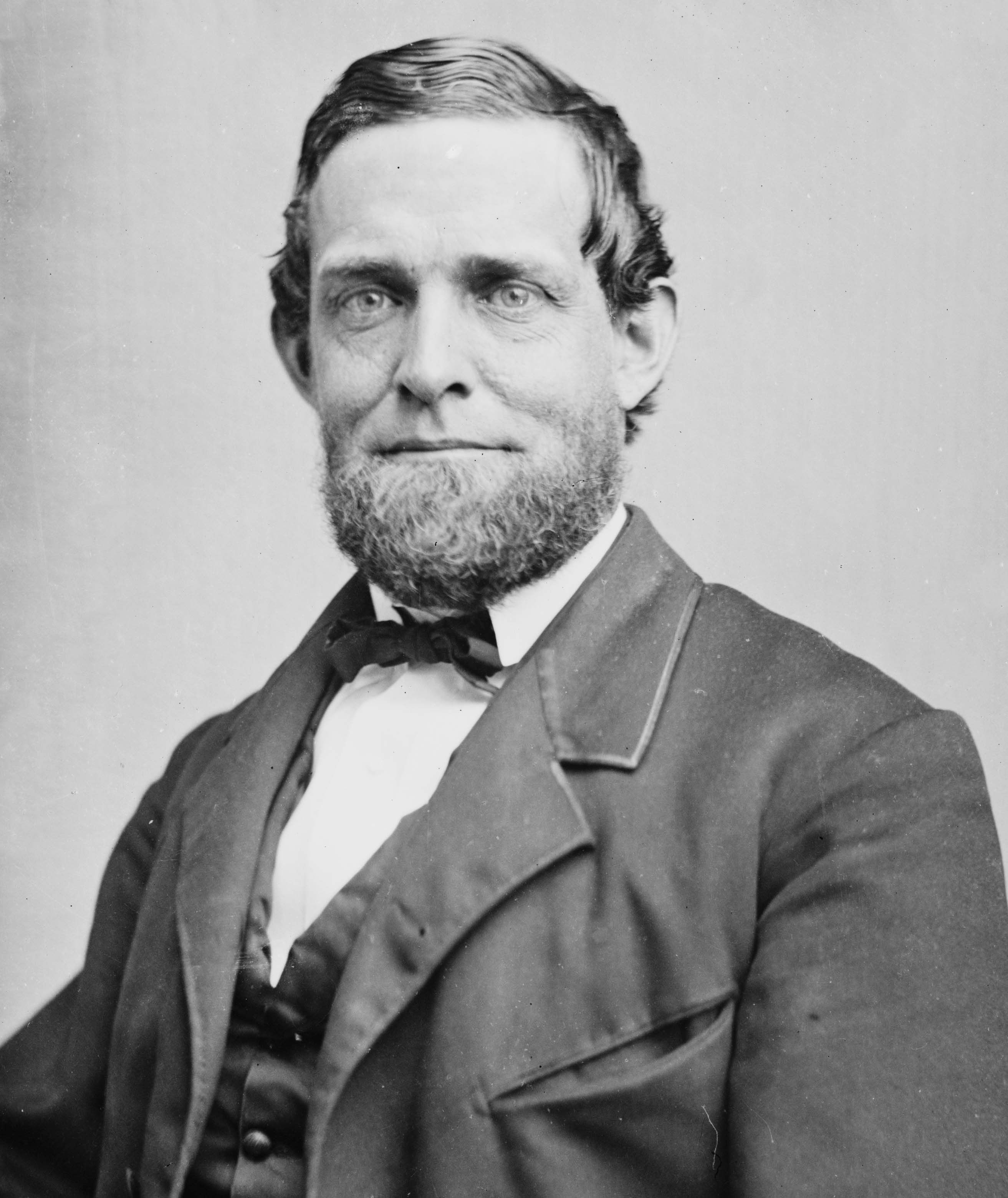Schuyler Colfax - 1st Vice President  (1869-1873)