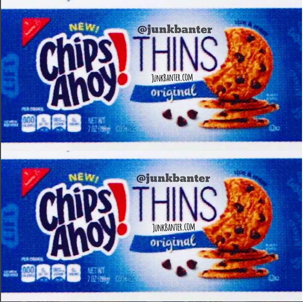 Chips Ahoy, Frosted Flakes