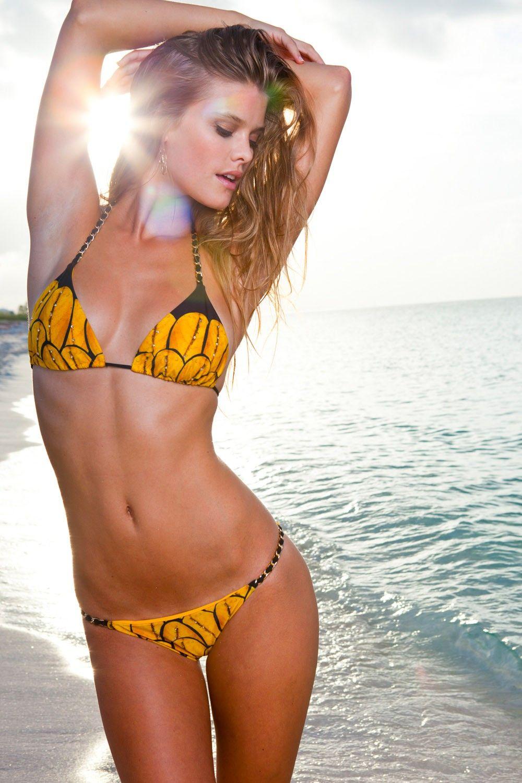 Nina Agdal   Sports Illustrated Model   More sexy bikini models at ...