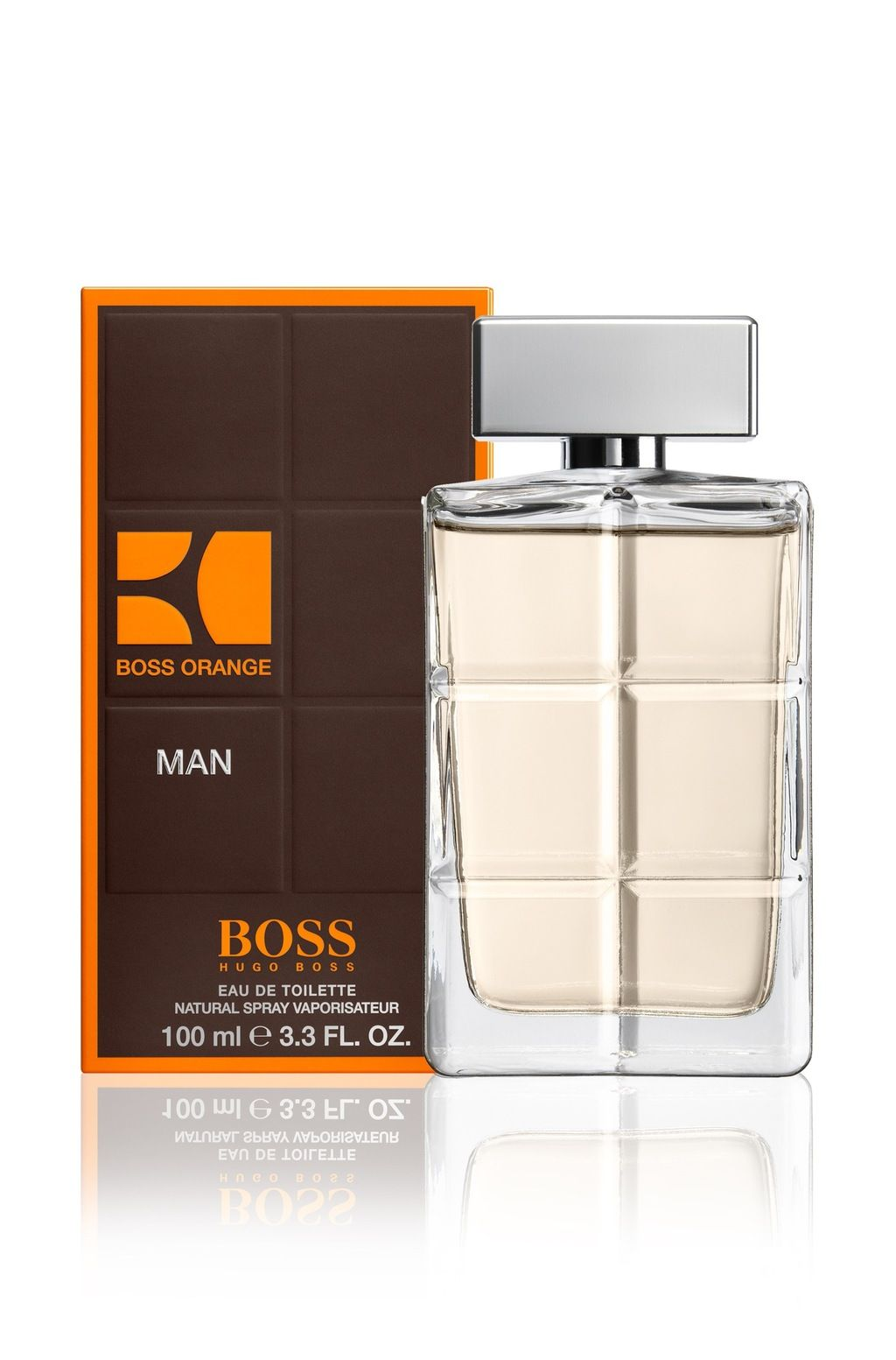 Hugo Boss  uBOSS Orange Manu  Eau de Toilette  fl oz  Men