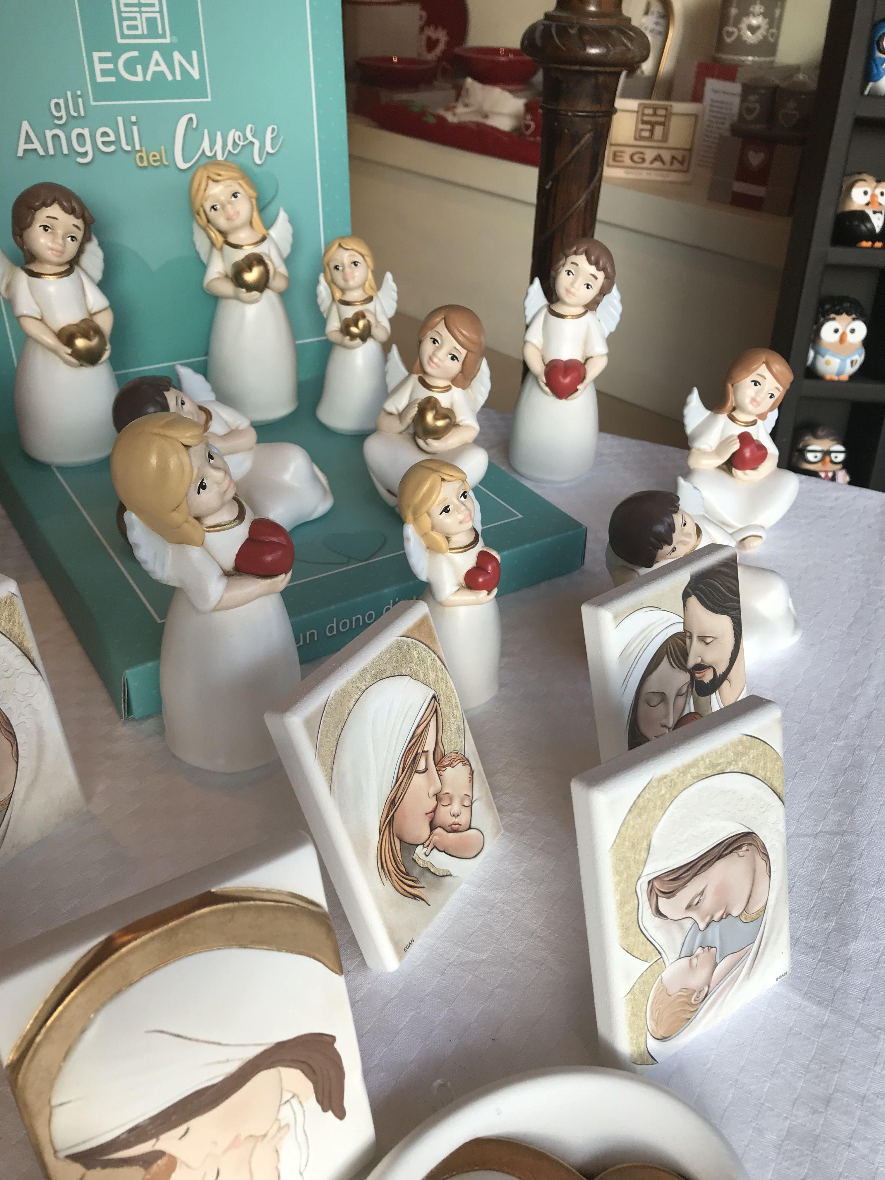 Idee regalo per Battesimo o Comunione prodotti in Italia