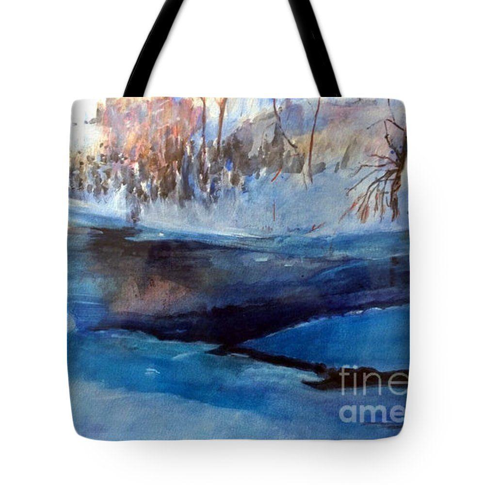 Tote Bag - BLUE ICE by VIDA VIDA R3mnVLLwr