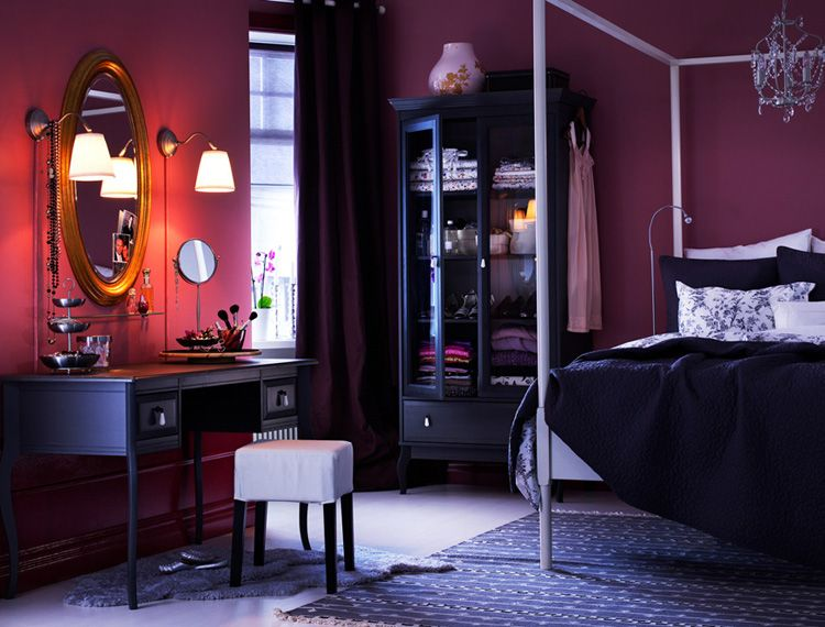 Bedroom Decorating Ideas You Will Love Ikea Bedroom Design Purple Bedroom Design Bedroom Design