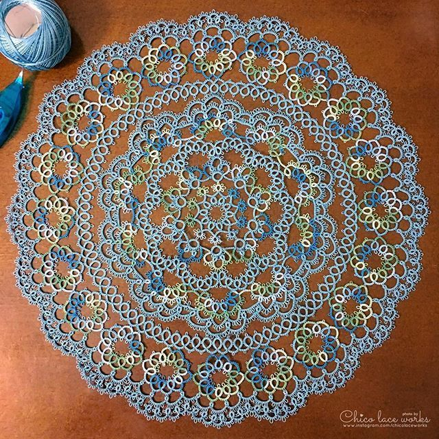 Image result for tatting by the bay free patterns | Tatting patterns ...
