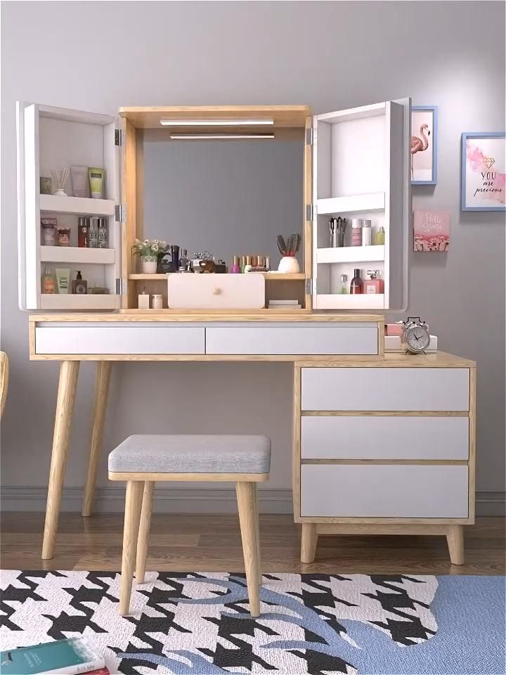 Dressing Table Makeup Desk vanity table