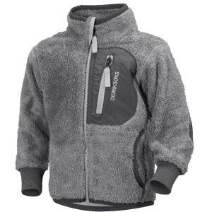 Fuchsia Monte Kids Fleece Jacket, Didriksons