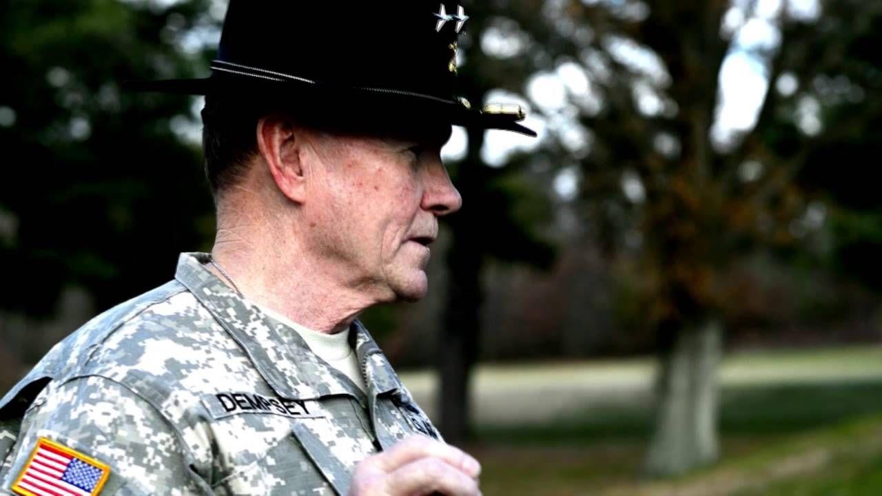 Dempsey's 2014 Army-Navy Game Spirit Video