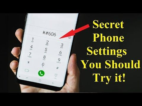 Samsung Secret Phone Settings You Should Try It YouTube