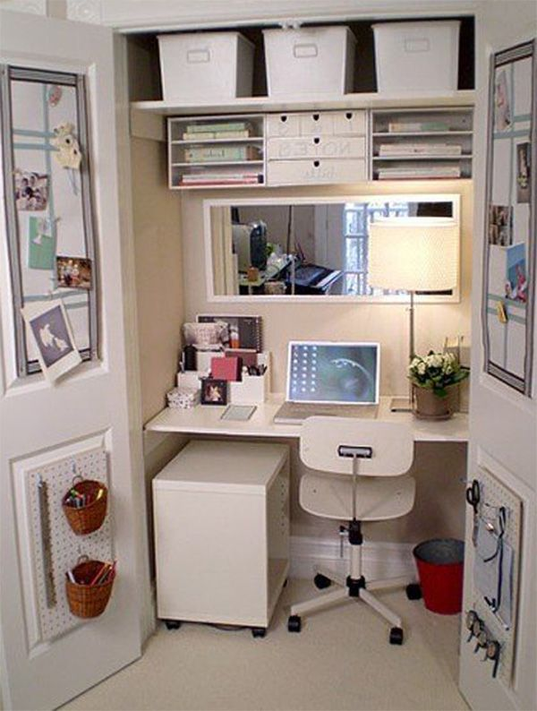 Work E Idea For Closet