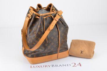Louis Vuitton Monogram Canvas Grand Sac Noe Taschen Handtaschen Pinterest