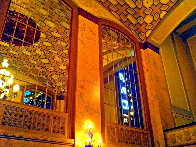 Mirrored Reflection Arlene Schnitzer Concert Hall Portland Oregon - Arlene schnitzer concert hall portland oregon
