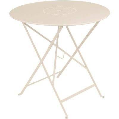 Fermob Floréal pöytä Ø77, linen
