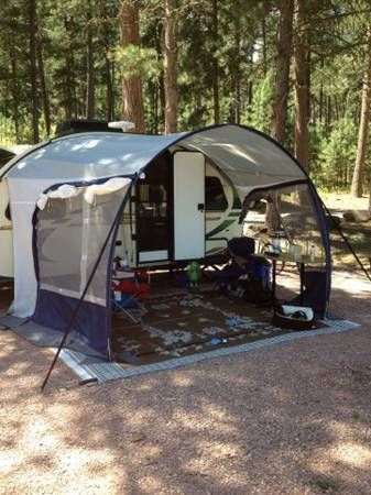 Forest River R Pod 173t Tiny Living Interior Design Pro Pod Camper Camping Hacks Camping Fun