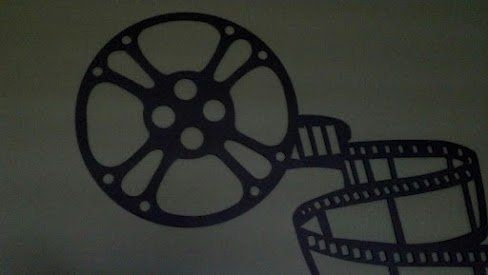 Home Theater Decor Movie Reel and Film 3ft (36\