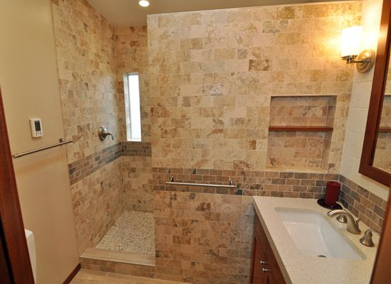 Bathrooms With Walk In Showers Remodelling http//www.ventanabuilds/recent-bath-remodels.htm | master