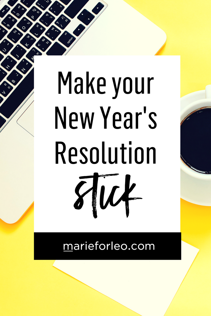 Make Your New Year S Resolution Stick And Manifest The Life You Want With Gabby Bernstein And M New Years Resolution How To Stay Motivated Time Management Tips