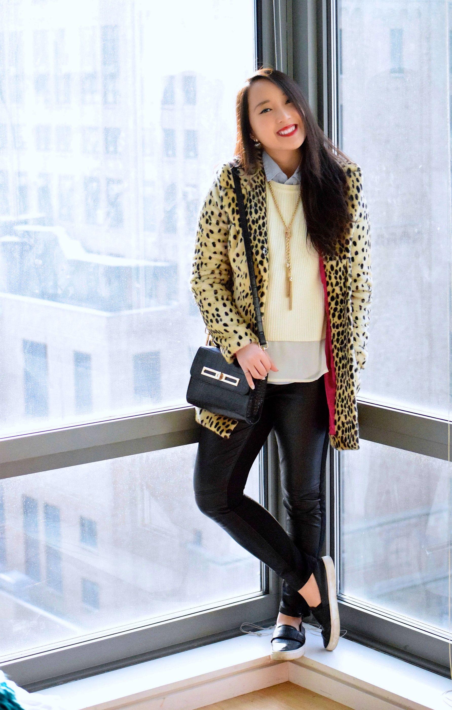 {Leopard Love}