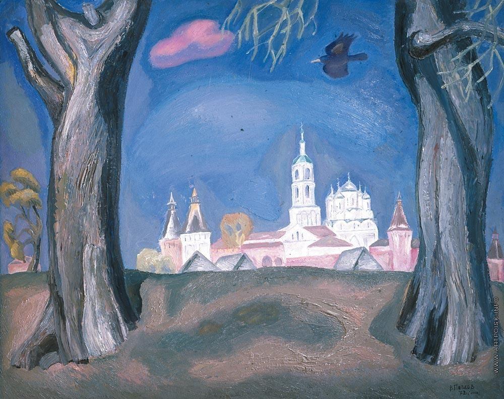 Viktor Popkov (1932 - 1974) Return, 1972 http://www.artpoisk.info/