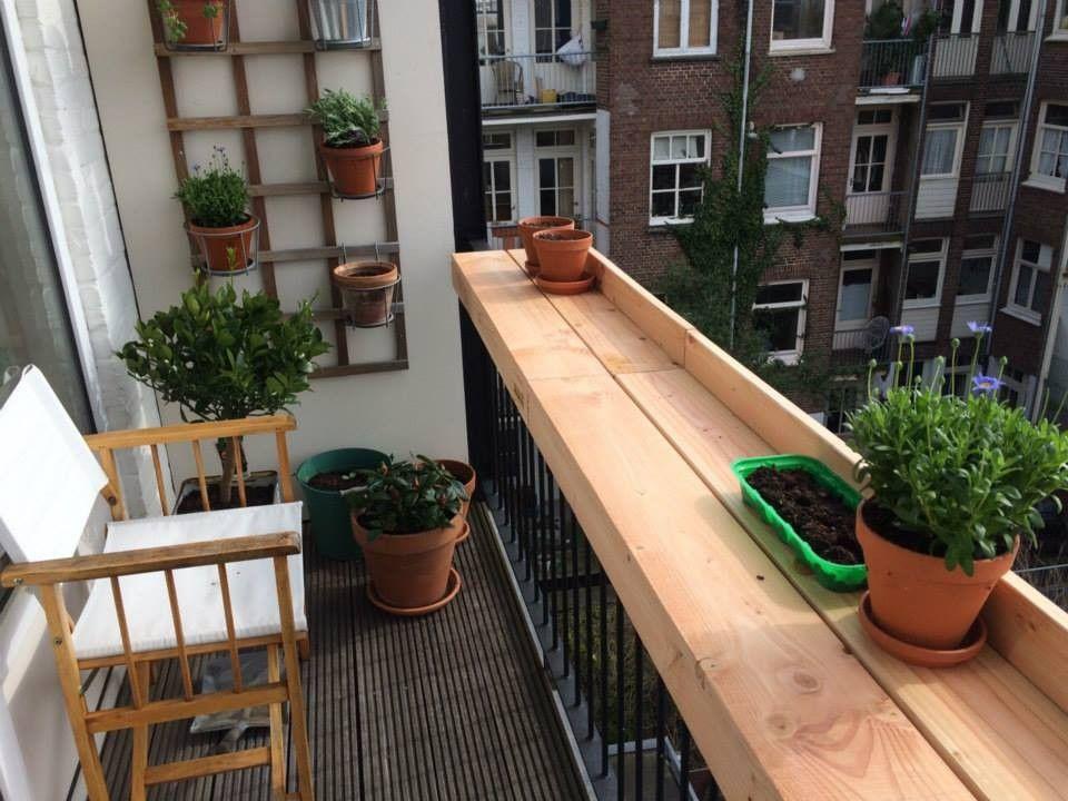 Charming Buitenleven | De BALKONBARu003dduurzaam, Handig U0026 Hip!   Stijlvol Styling  Woonblog Www. Balcony IdeasBalcony BarNarrow ...