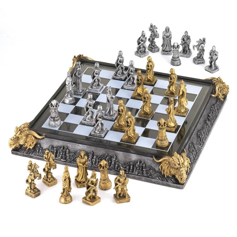 Redappleresources Net Medieval Chess Set Medieval Chess Knight Chess
