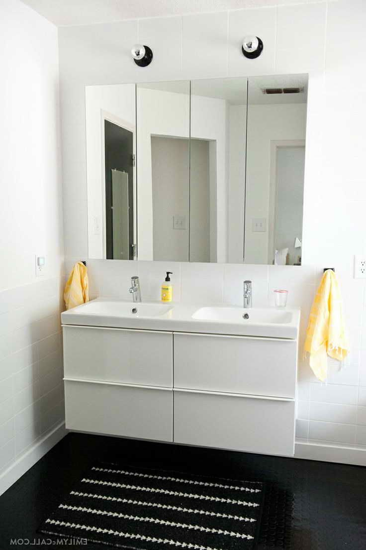Ikea Vanity Mirror Cabinet Cabinets Guide Pinterest Bathroom