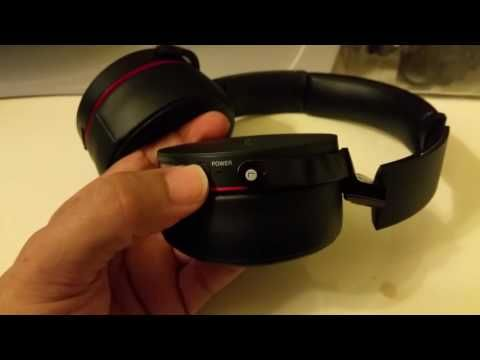 How To Connect Sony Mdr Xb950bt Bluetooth To Windows 10 Bluetooth Device Bluetooth 10 Things