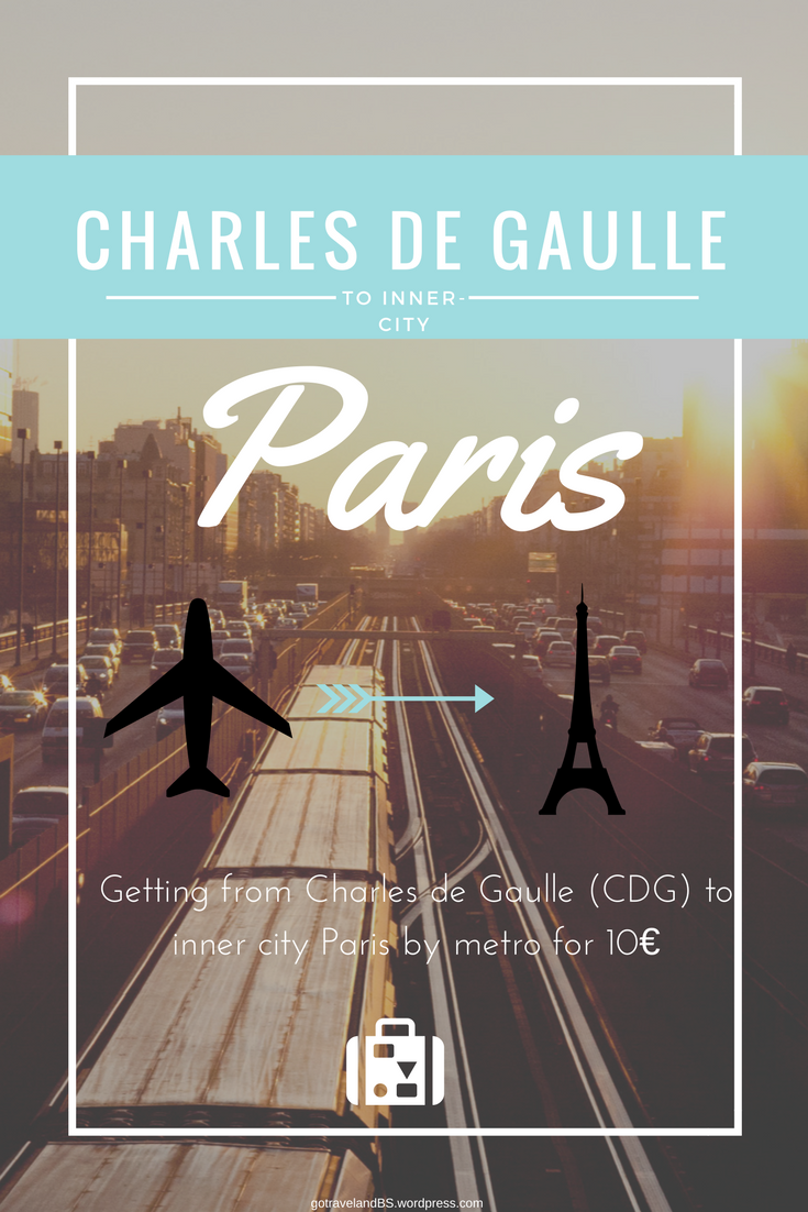 How To Get From Charles De Gaulle To Versailles
