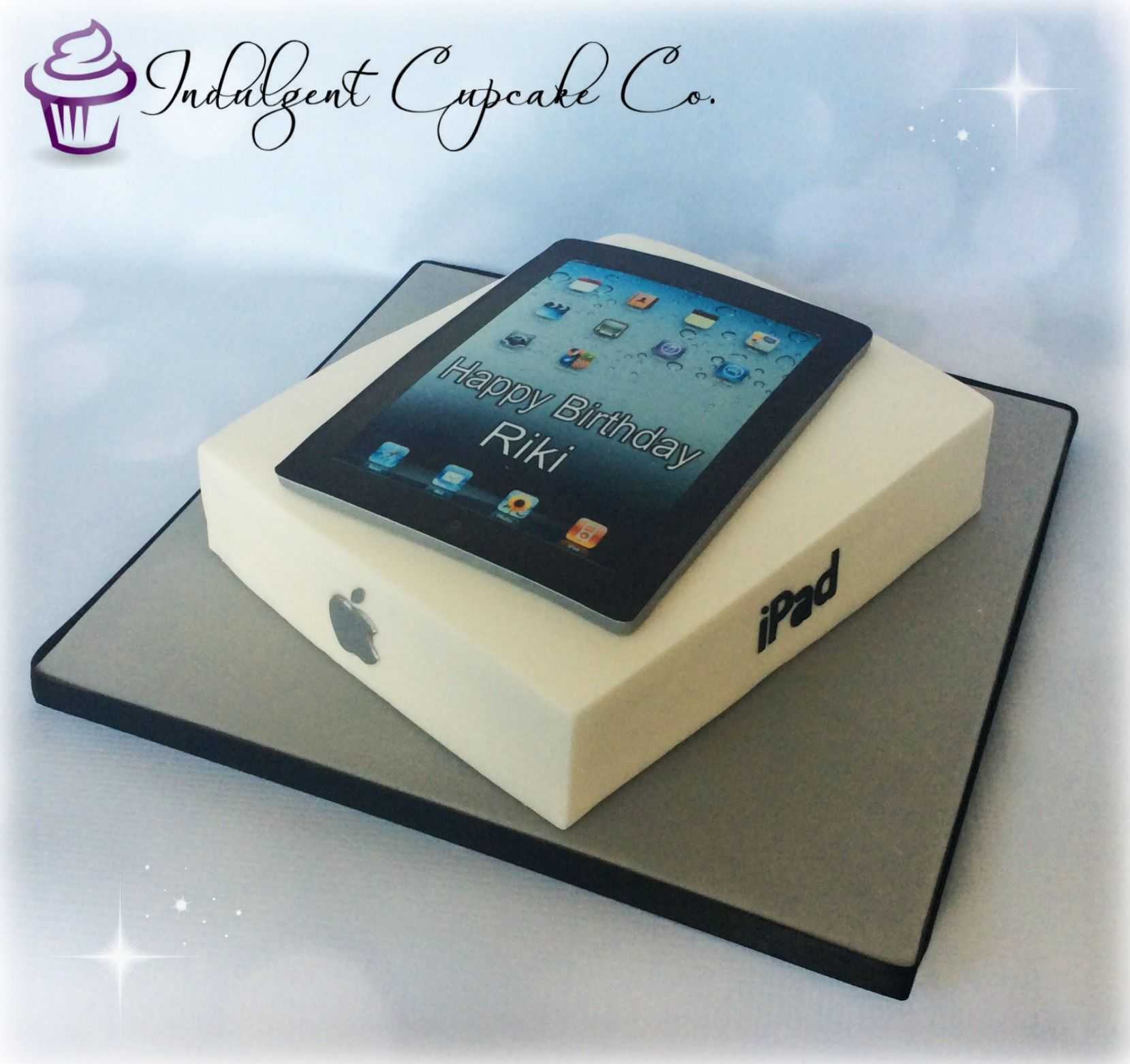 Lemon Elderflower Cake Copycat Royal Wedding Cake: Apple Ipad Cake.......