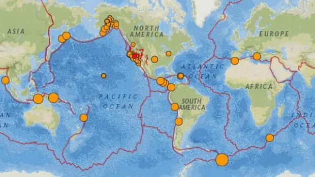 Fracking earthquakes map google search the planets earth fracking earthquakes map google search gumiabroncs Choice Image