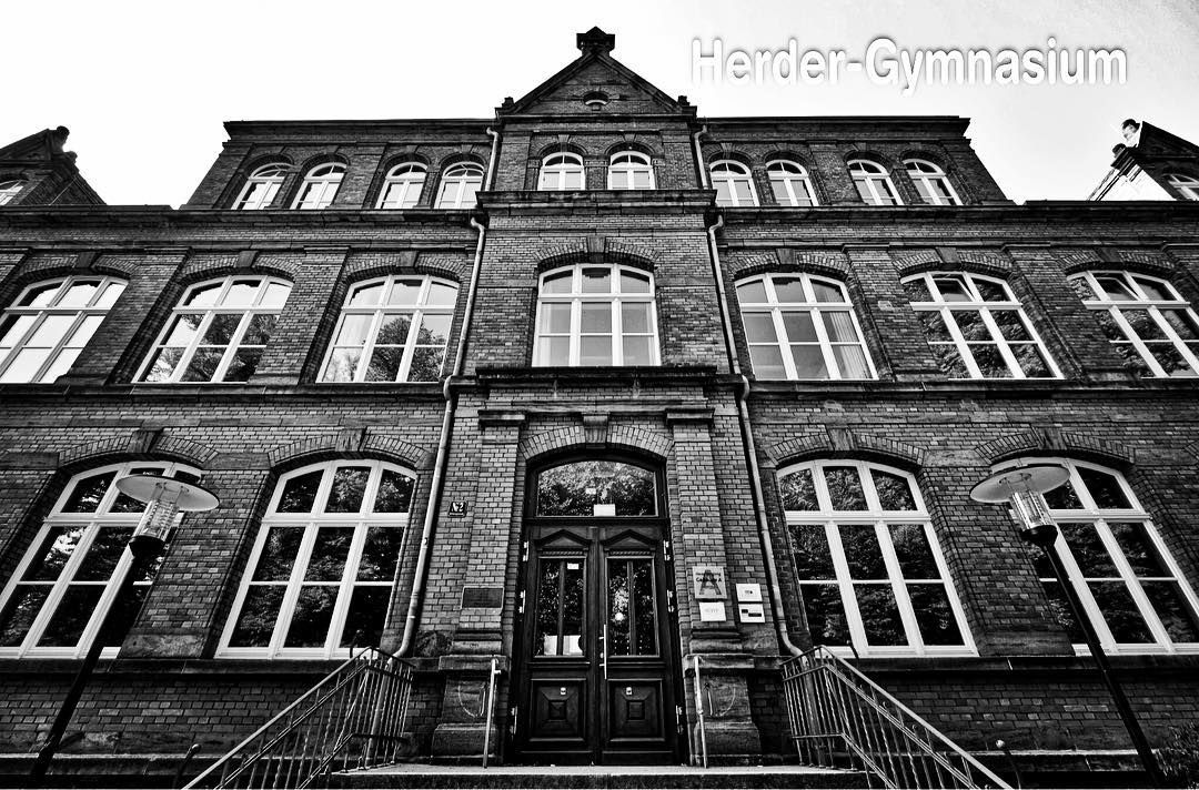"""Peter Kryzun on Instagram: """"Herder-Gymnasium #minden ..."""