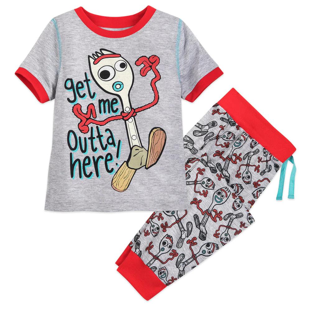 Disney Boys Toy Story 4 Forky Sweatshirt
