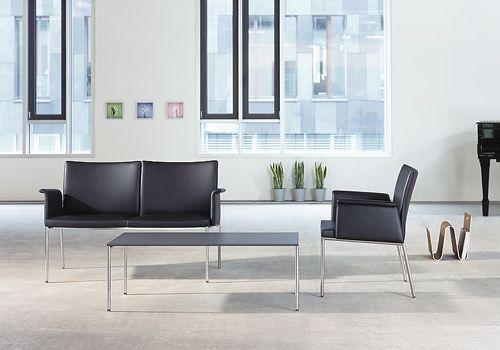 Loungemöbel milanolounge - brunner | Lounge-Möbel für Büros ...