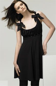 blumarine black dress - Google Search