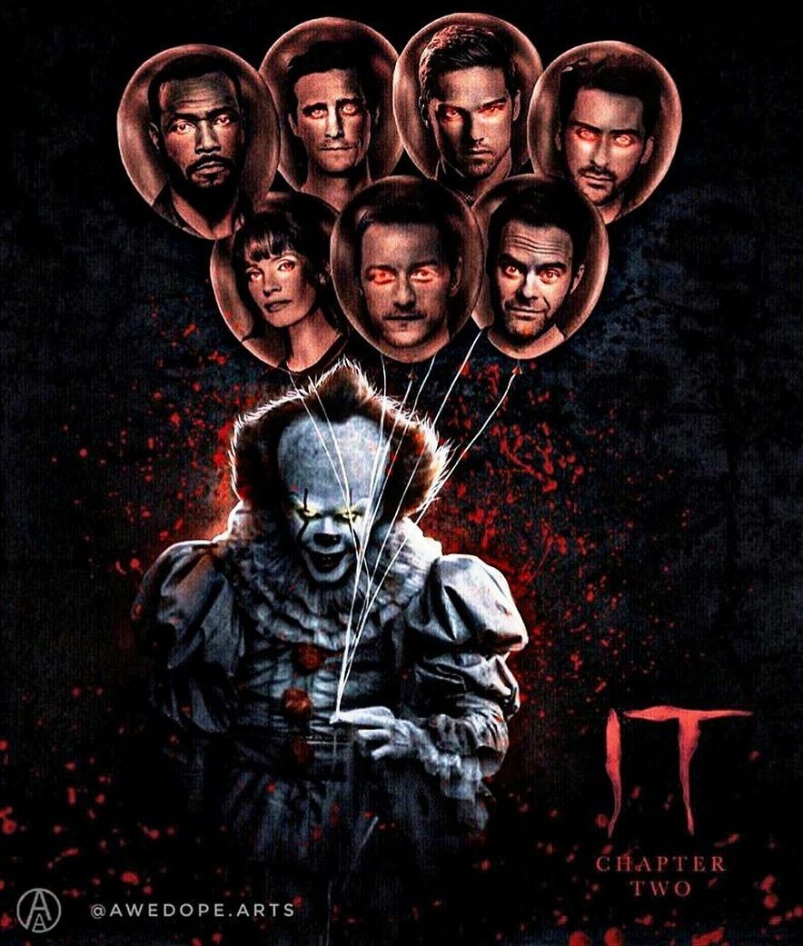 It Chapter 2 Horror Movies Memes Horror Movie Icons Horror Movie Art