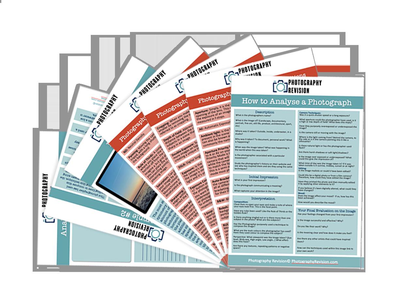 Photographyysis Worksheets